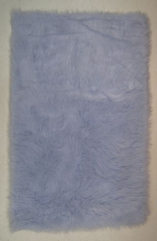 Fun Rugs Flokati Fuzzy Rug Light Blue Products Pinterest Lights