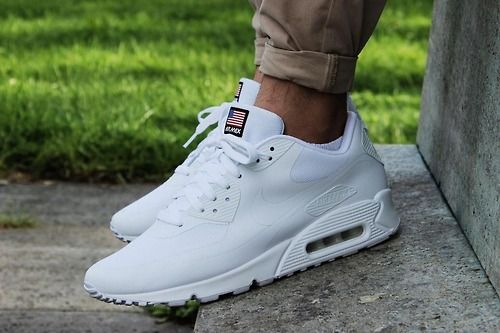 Nike Air Max 90 Hyperfuse 'Independence Day' White (by Altay Akdağ)