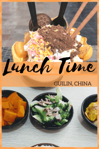 Lunch Time Adventures Guilin China Food Travel Food Food