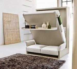 Kleine Räume einrichten: Mehr Platz in Mini-Räumen! | Kleine räume ...