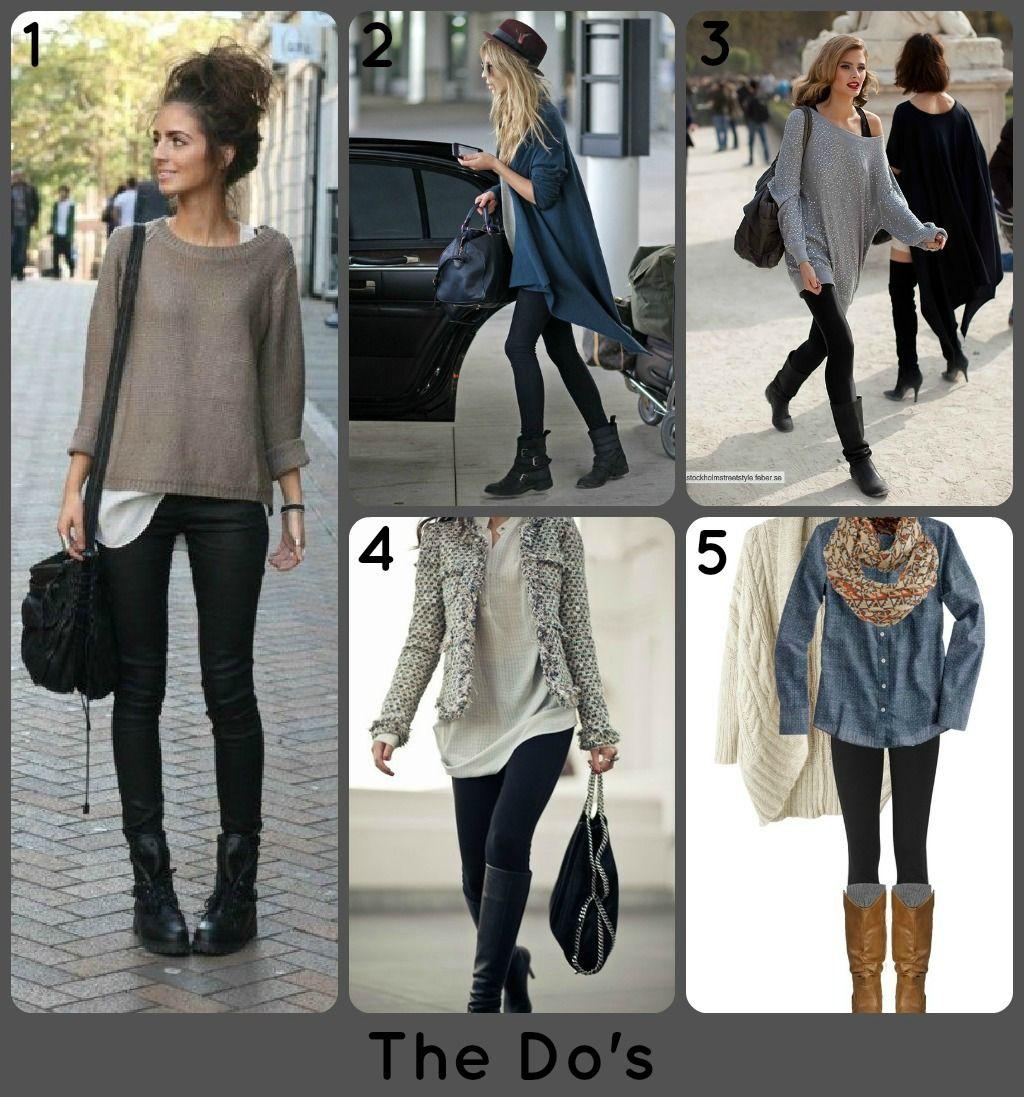 Cute Comfy Outfits For Fall Leggings Fashion Looks