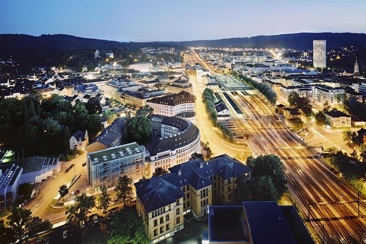 Winterthur, Switzerland | Altstadt, Schweiz