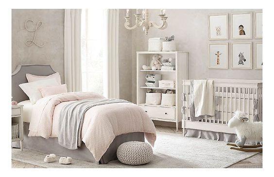 Habitaciones compartidas por beb y hermano mayor home for Decorar habitacion nino y nina juntos