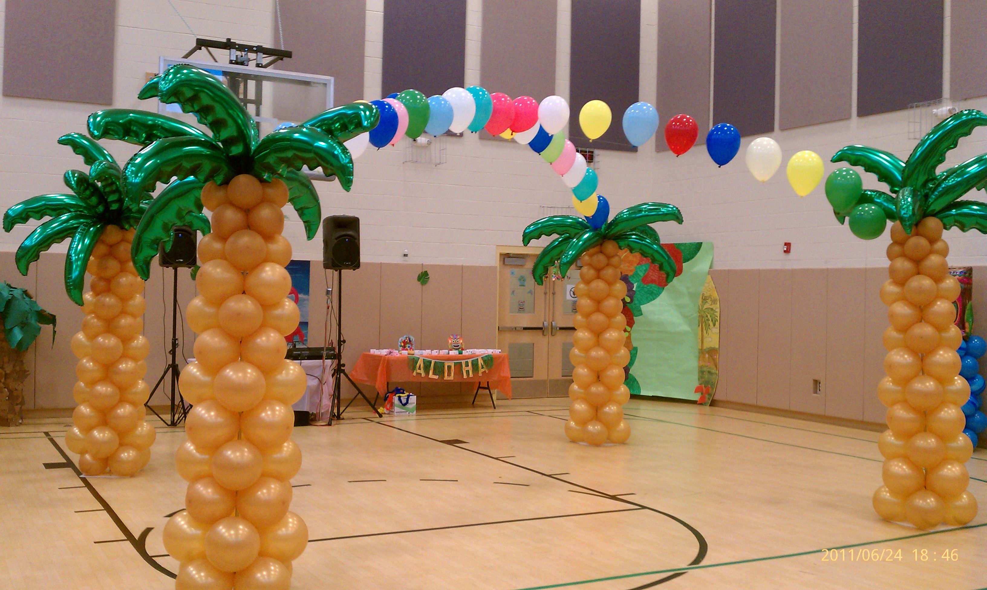 TROPICAL luau FUN canopy dance floor. interested check us out on FaceBook @ & TROPICAL luau FUN canopy dance floor. interested check us out on ...