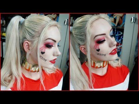 Harley Quinn Kostüm Selber Machen Maskerixde Halloween