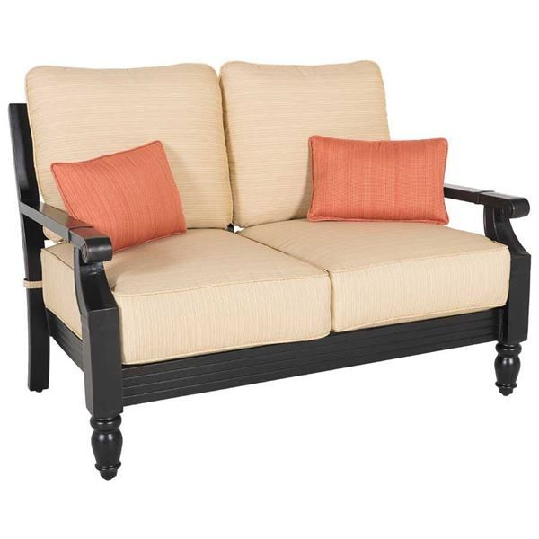 Ashville Patio Loveseat By World Source