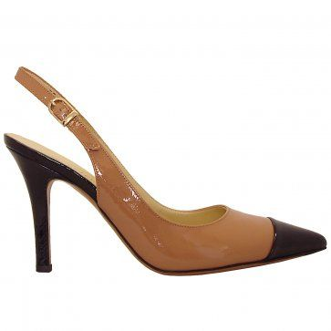 7202e267d213 Buy at the Official Peter Kaiser UK online store Dona - pointy toe  slingback stilettos