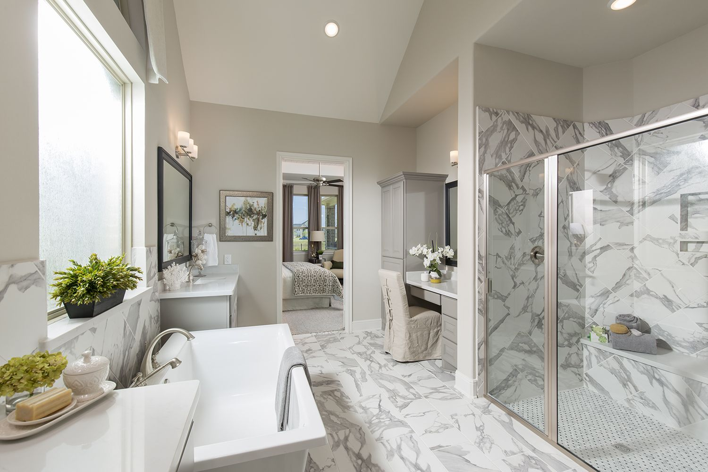 Master Bathroom Coventry Homes In Hidden Lakes League City Tx Design 7312 Coventry Homes Bathroom Interior Design Model Homes