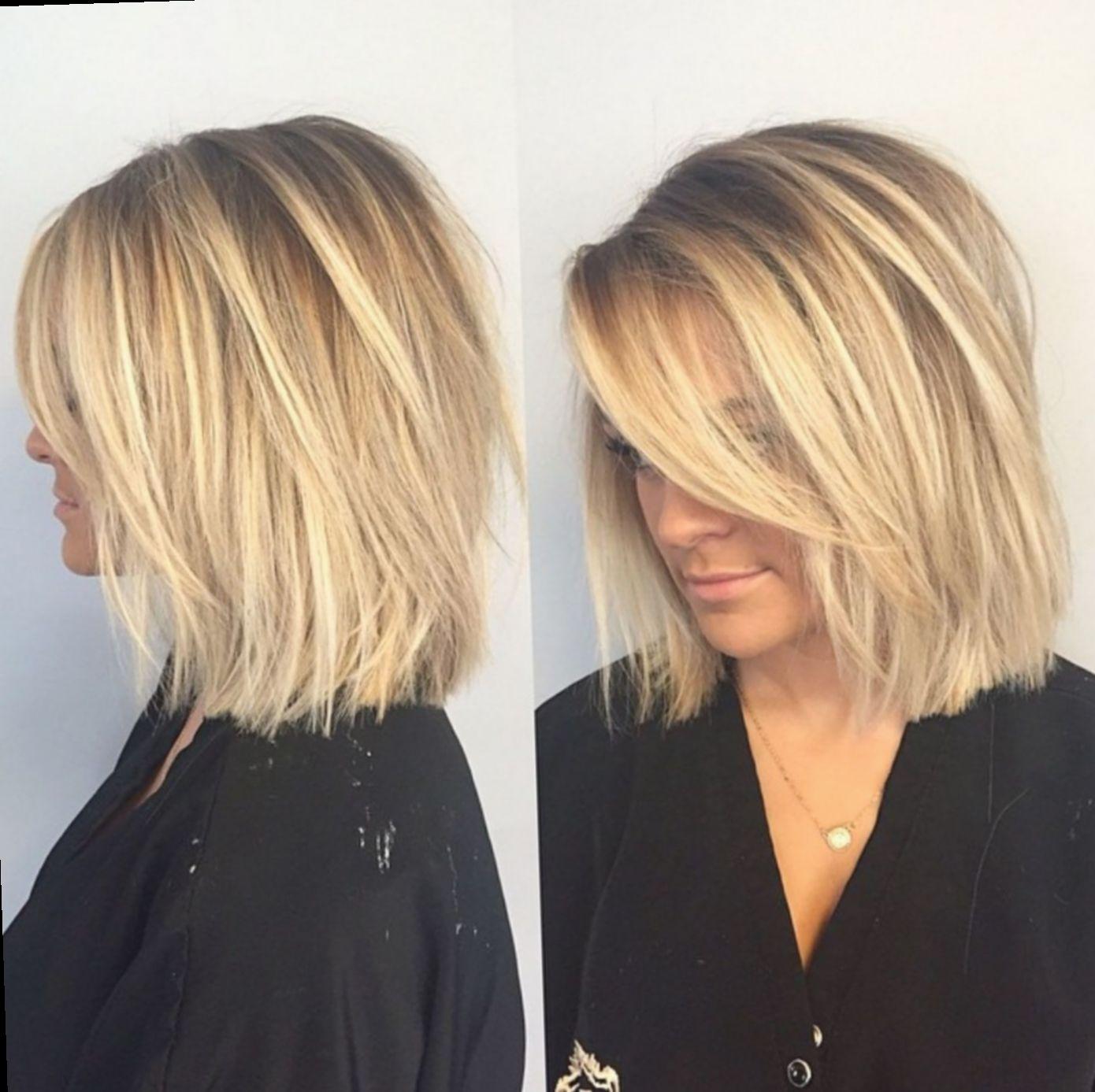 Pin van Edith Donders op Kapsels in 2020   Haarstijlen voor dun haar, Dun  haar, Halflang kapsel voor dun haar