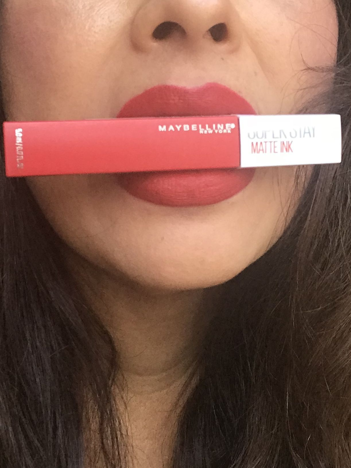 Maybelline New York Súper Stay Matte Ink Pioneer 20 Contourmakeupproducts Maybelline Lipstick Pinterest Makeup Maybelline