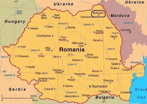 Botosani Romania Googletranslate