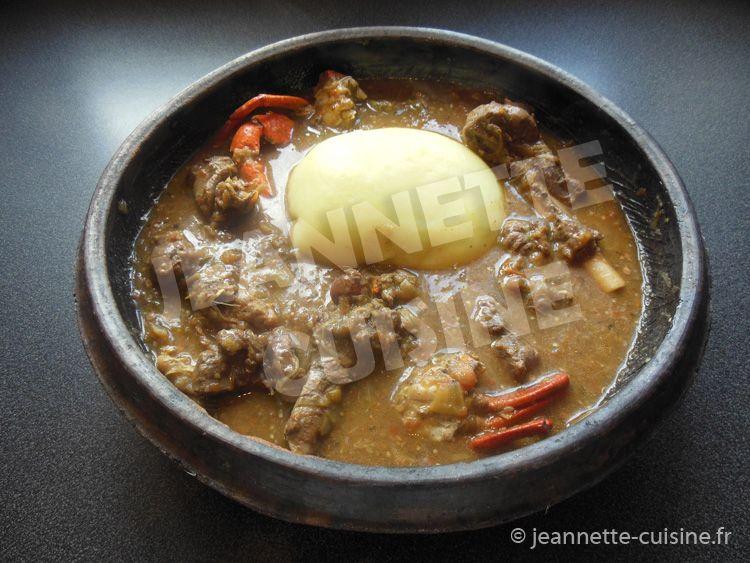 Sauce Gouagouassou Recette Ivoirienne Delices Pinterest