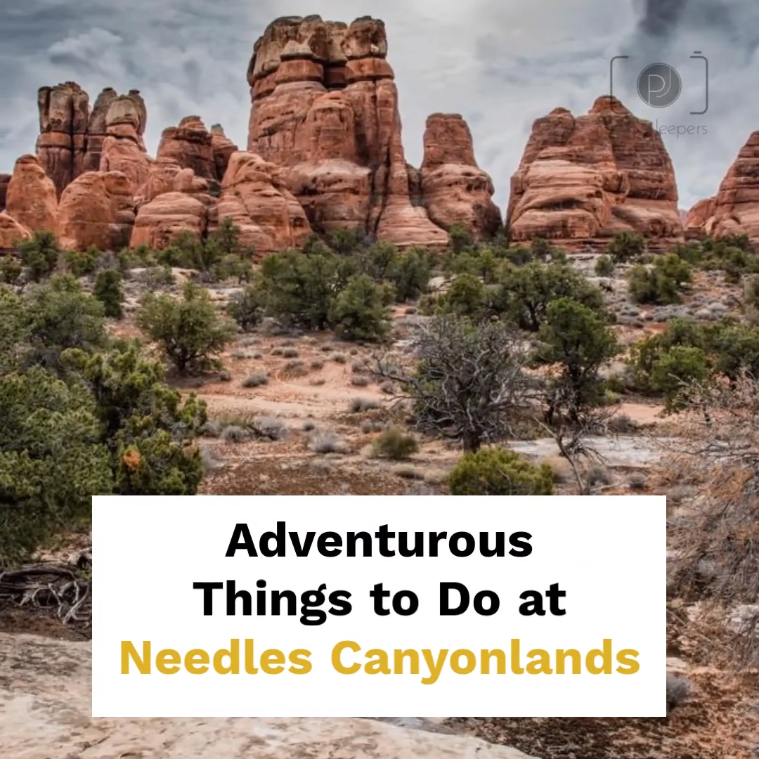 Adventurous Things to Do at Needles Canyonlands