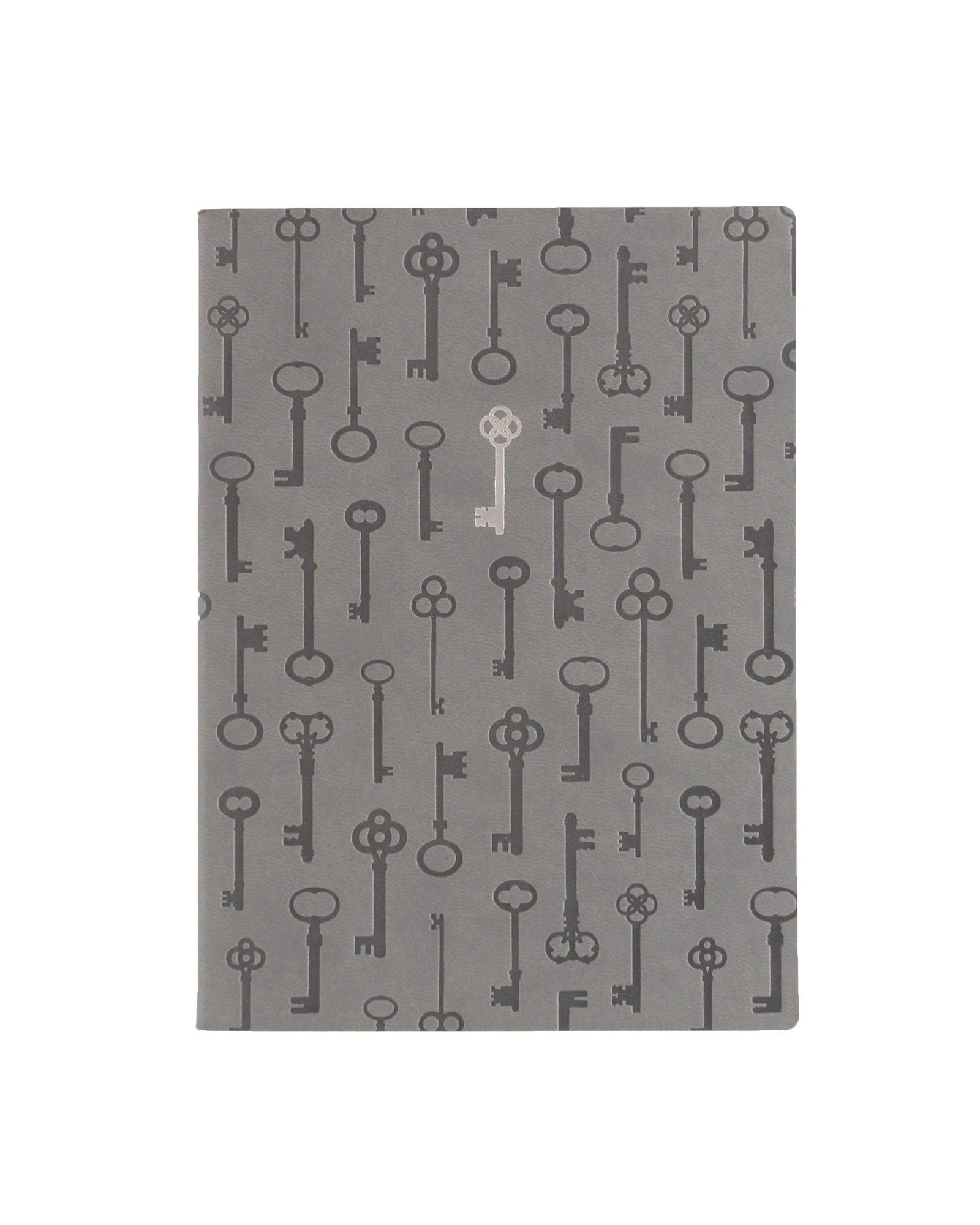 Eccolo World Traveler Journal Essential Collection Illegible Script Office Products
