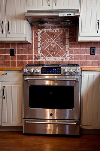 Ikea Kitchen And Backsplash  I Like This Oven!