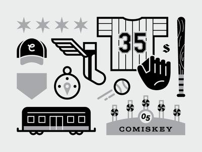 1bd20f85 South Side Baseball in 2019   Graphic Design   Baseball, Sports ...