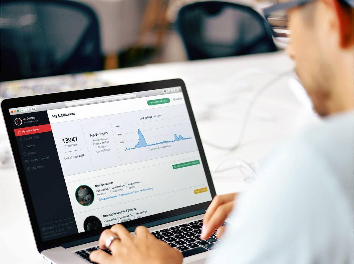 Introducing the Gadget Flow Dashboard Online teaching