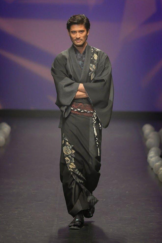Jotaro Saito Spring/Summer 2015 – Mercedes-Benz Fashion Week Tokyo
