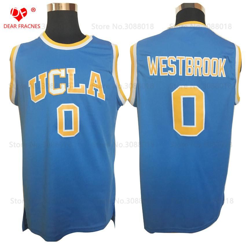 hot sale online 6801f 5dab2 russell westbrook throwback jersey