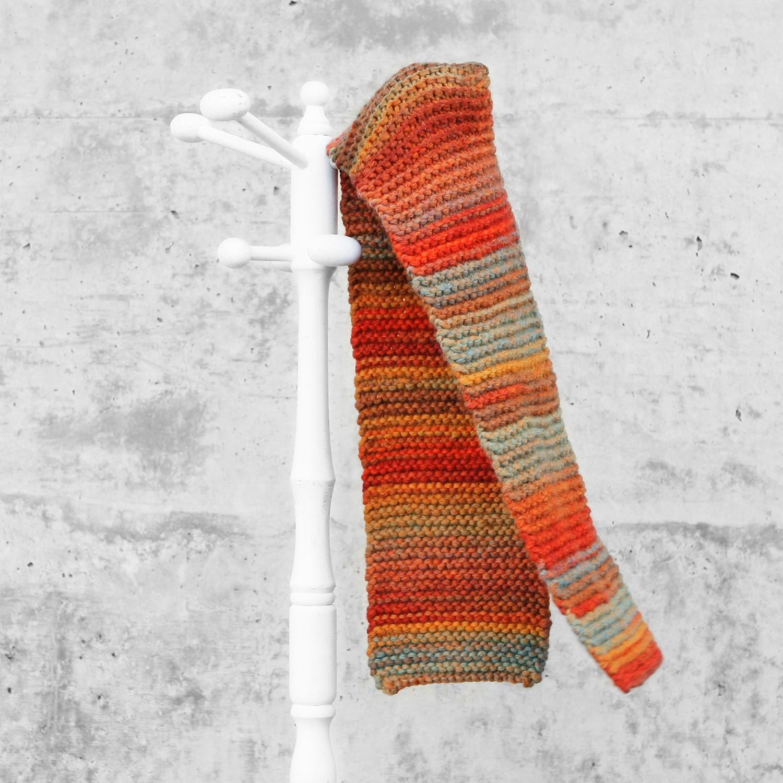 nc10 patrón - capucha bufanda rayas | PATRONES - NIVEL - 1 | iFi ...