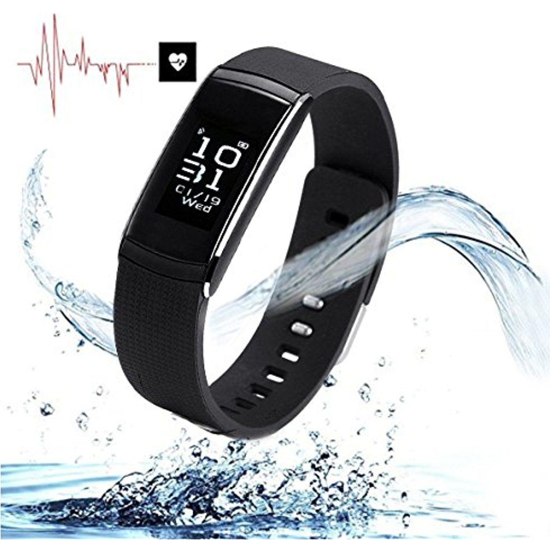 Smart bluetooth fitness braceletwaterproof bracelet
