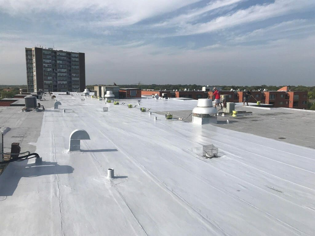Best Flat Roofs Require Special Care To Prevent Leaks Gaco 640 x 480