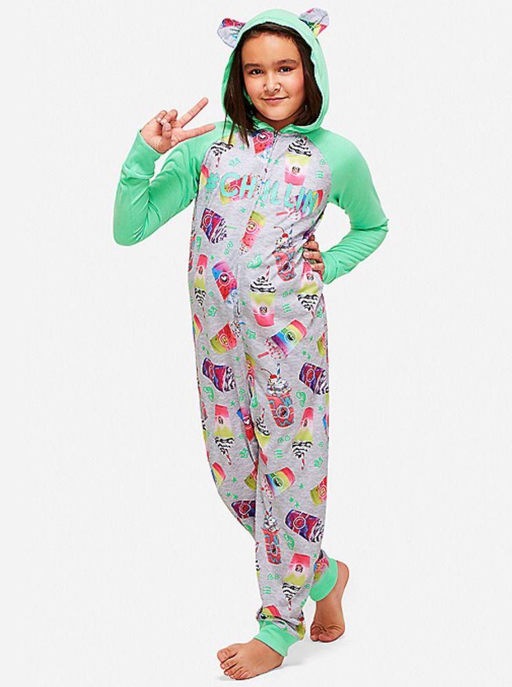 BOY//GIRL SIZE 8 PANDA ONE PIECE PAJAMAS//COSTUME//JUMPSUIT NWT