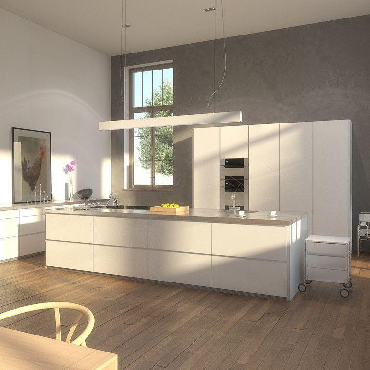 3ds Max Modern Kitchen 3d Model