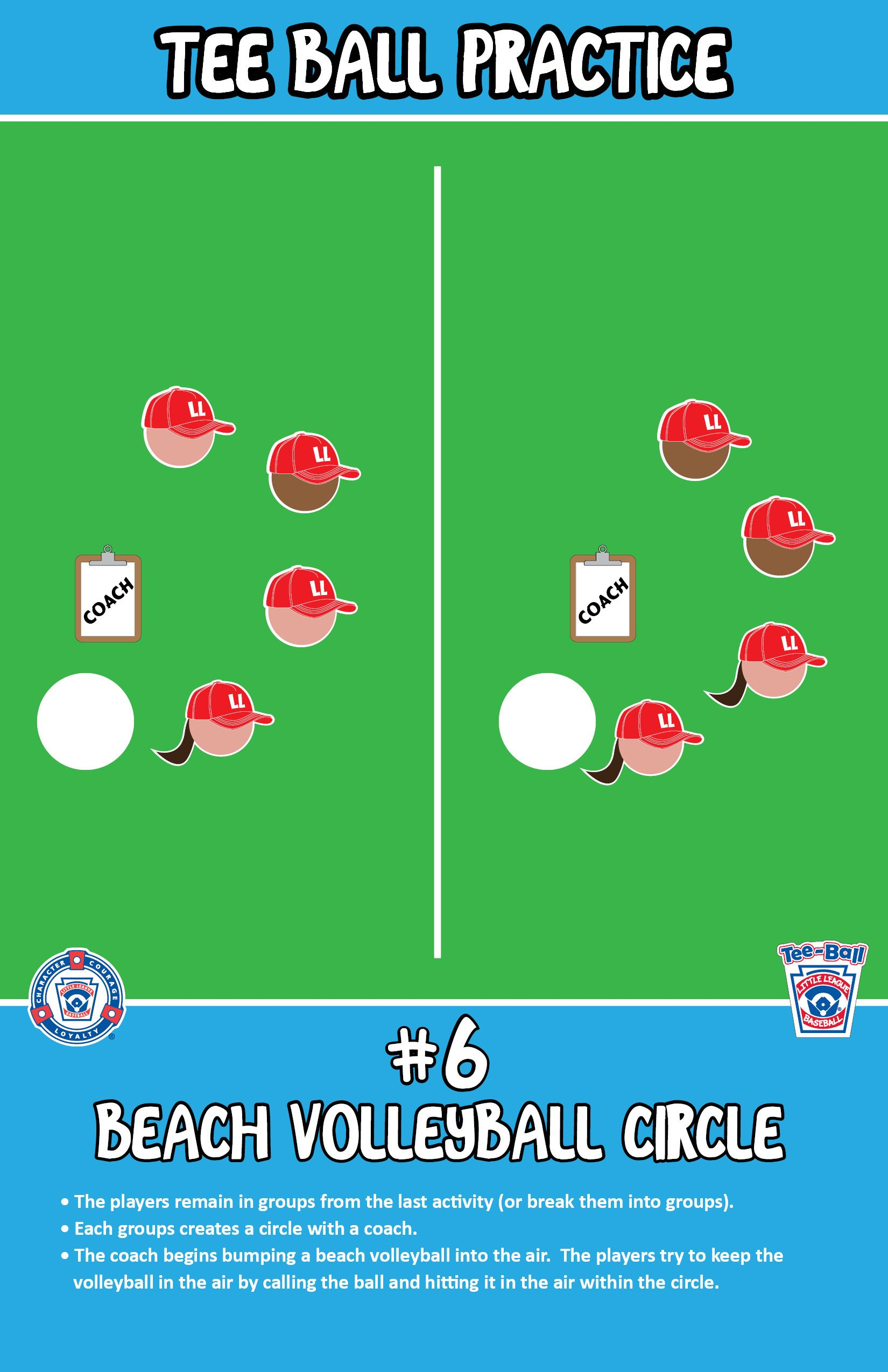 Little League Home Baseball Drills Teeball Little League