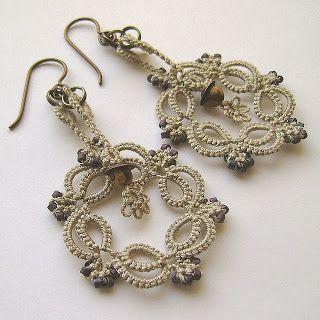 Tina's handicraft : earrings,