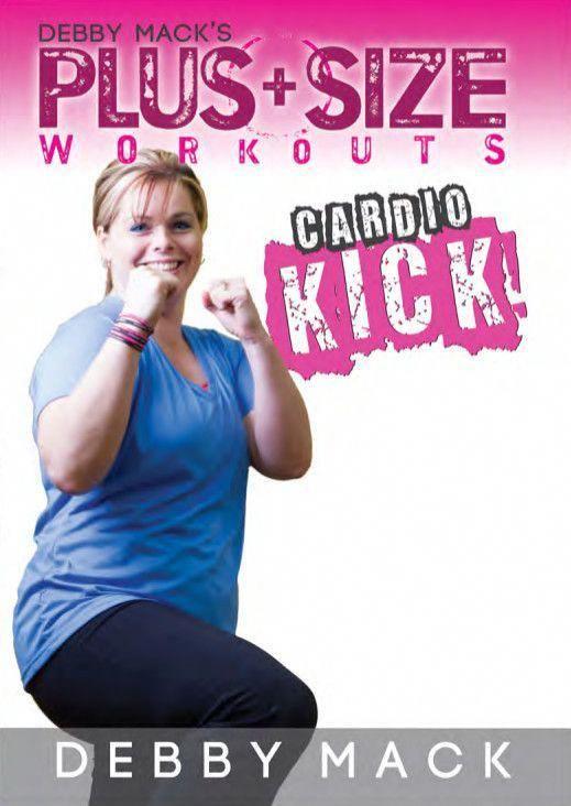 Photo of Debby Mack: Plus Size Workouts: Cardio Kick