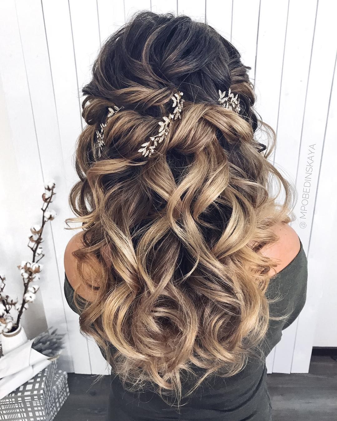 58 Hottest Long Wedding Hairstyles And Updos From