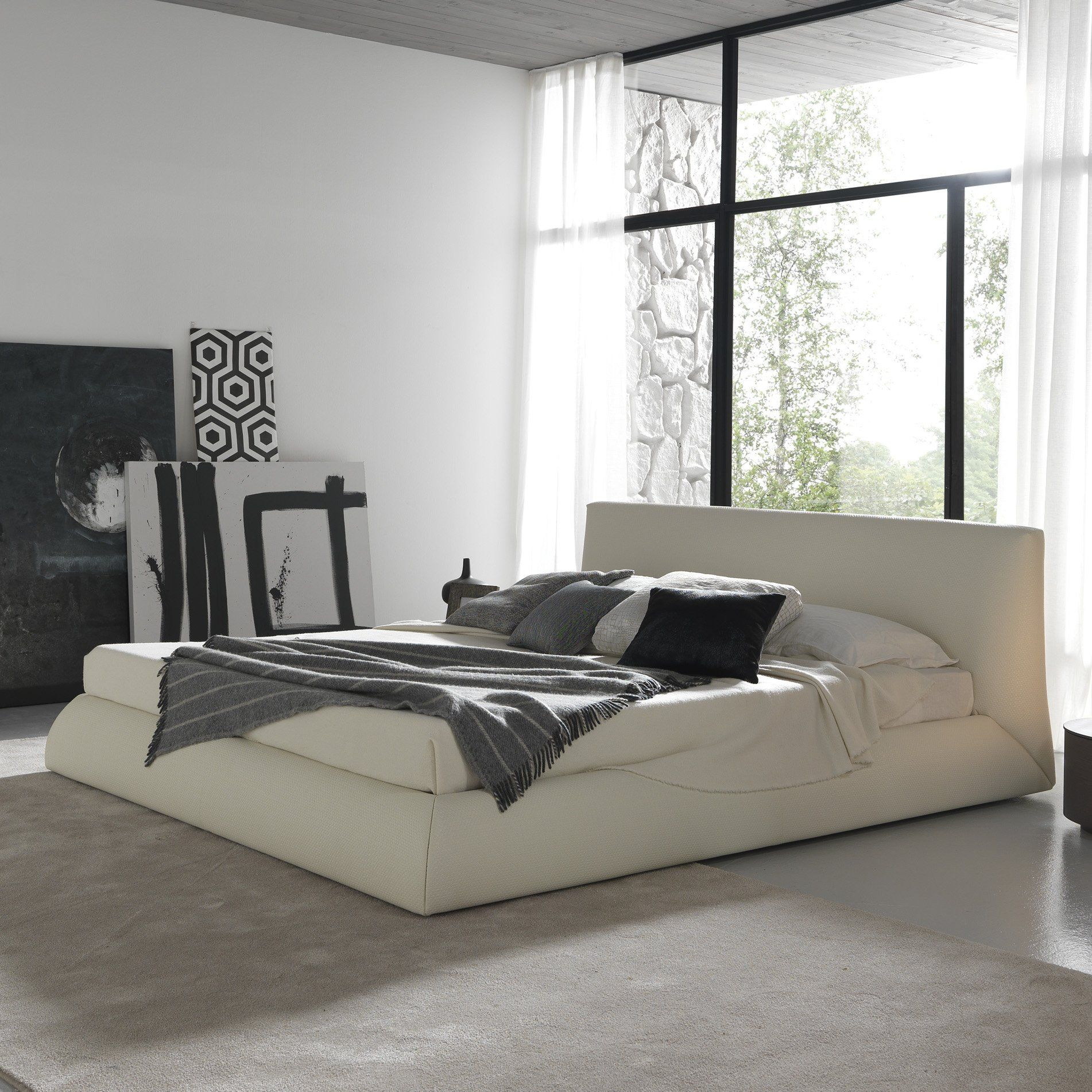 Have to have it. Coco Platform Bed Champagne 2193.99