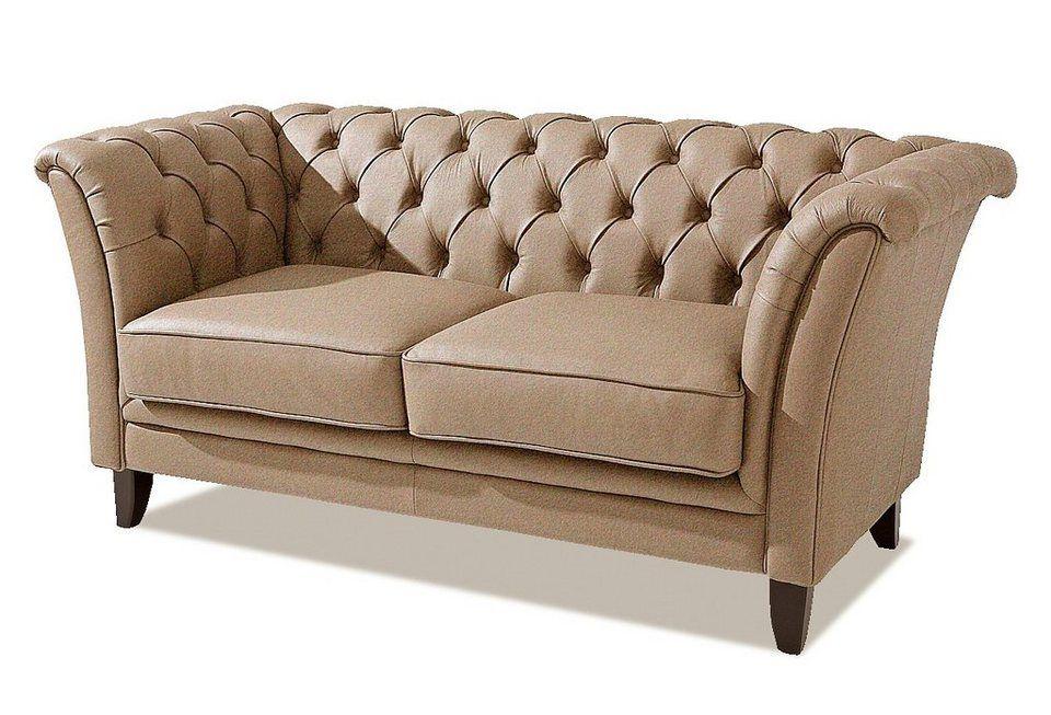 Max Winzer Chesterfield Sofa New Castle Mit Edler Knopfheftung 2 Sitzer Oder 2 5 Sitzer Online Kaufen Sofa Sofa Set Couch