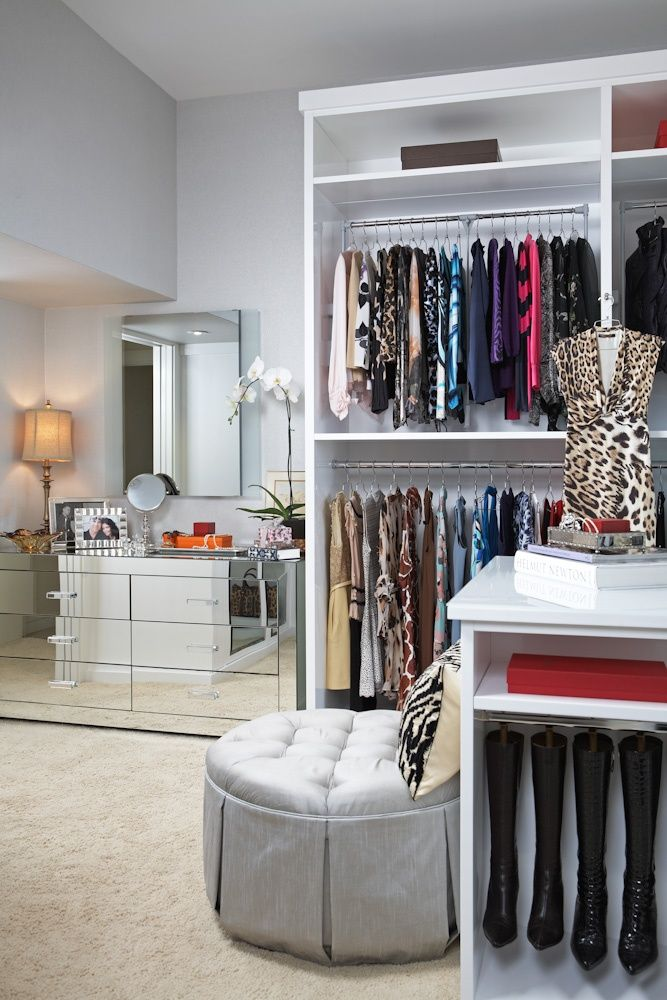 Living Room Closet Design Fascinating 50 Stunning Closet Designs  Closet Designs 50Th And Dressing Room Decorating Inspiration