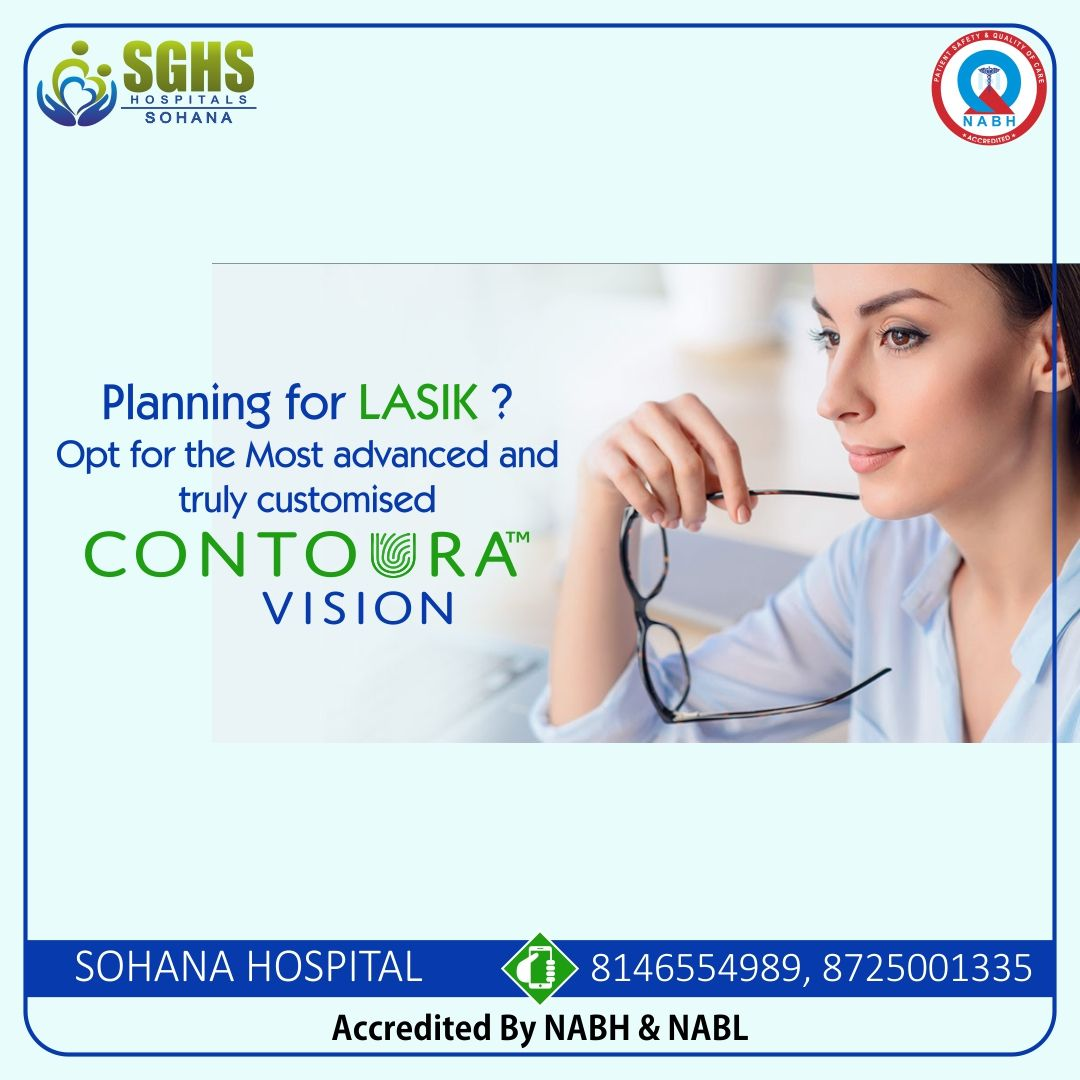 Opt For The Lasik Surgery In Region's Most Advanced Lasik