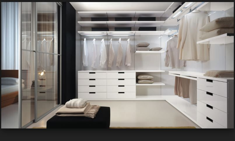 Modern Dressing Room Design Ideas 2018 In Fact, The Organization Of Even A  Small Dressing Room Is A Reasonable And Functional Solution That Helps To  Free ...
