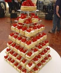 Mille Feuille Wedding Cake Google Search