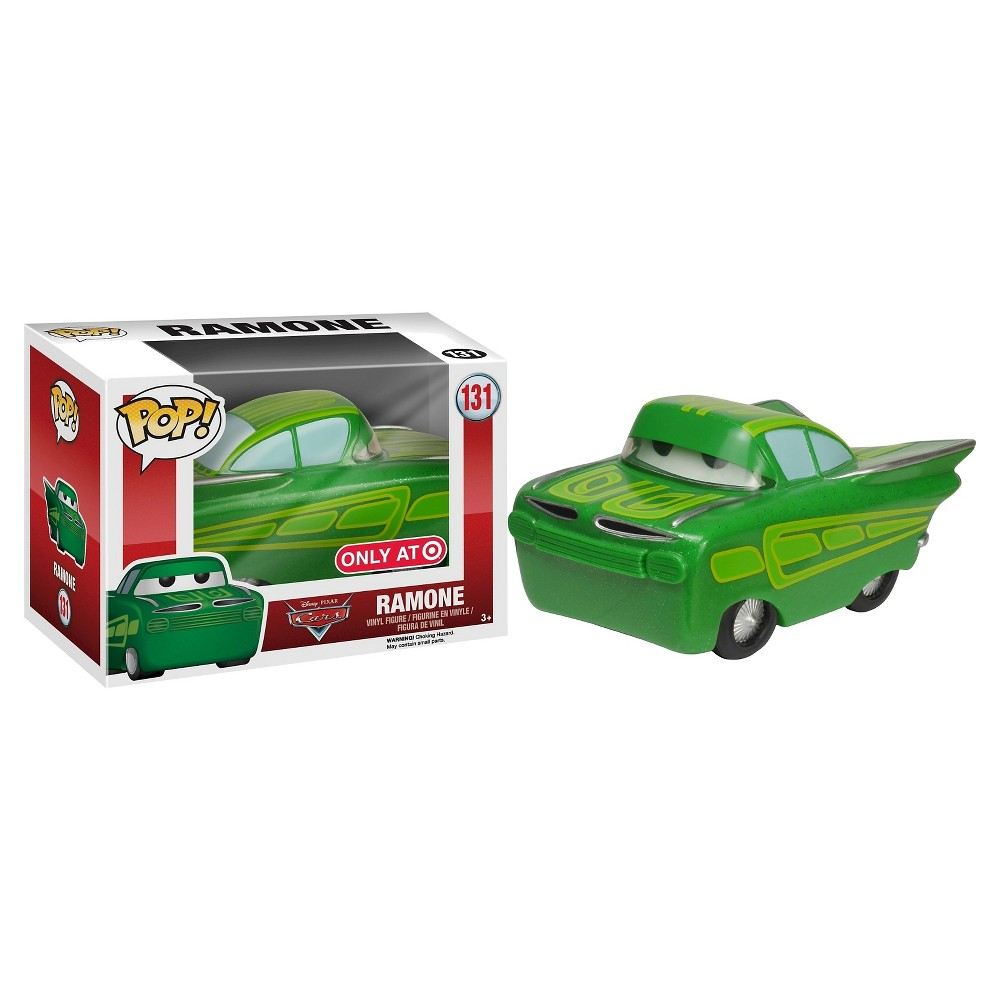 Funko Pop Tv Ramone Cars Green Funko Pop Funko Pop Dolls Pop Vinyl