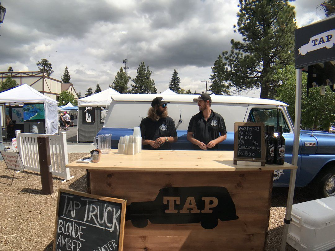 Beer Truck Tap Truck Mobile Bar Craft Beer Truck Bar On Wheels