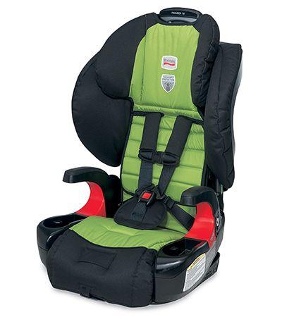 Britax Pioneer 70 Combination Harness-2-Booster Seat in Kiwi | Big ...