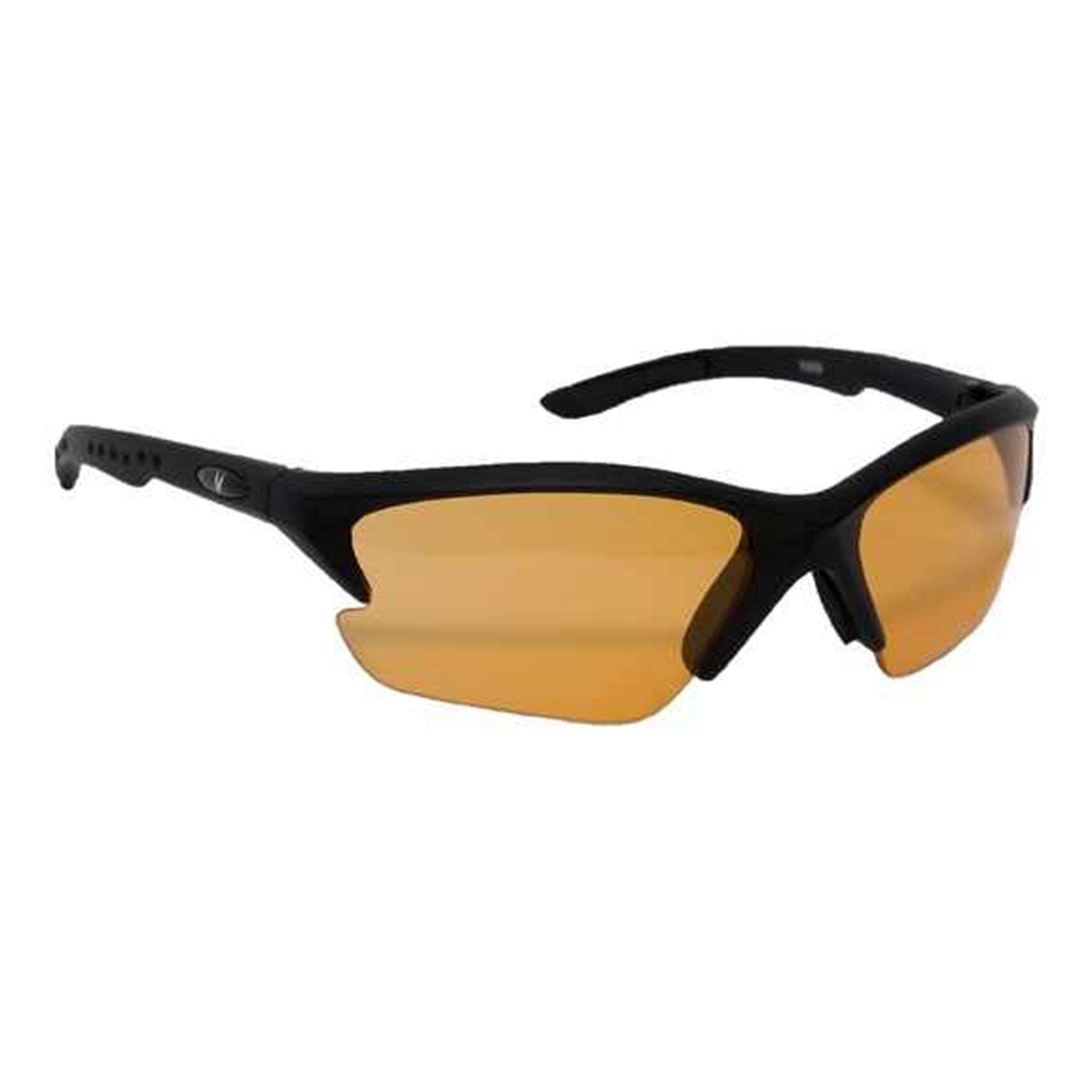 Vinci Black Multilens Youth/Womens Sport Sunglasses for