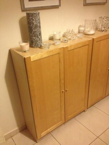 Dubizzle Abu Dhabi | Cabinets & Cupboards: Ikea bookshelf
