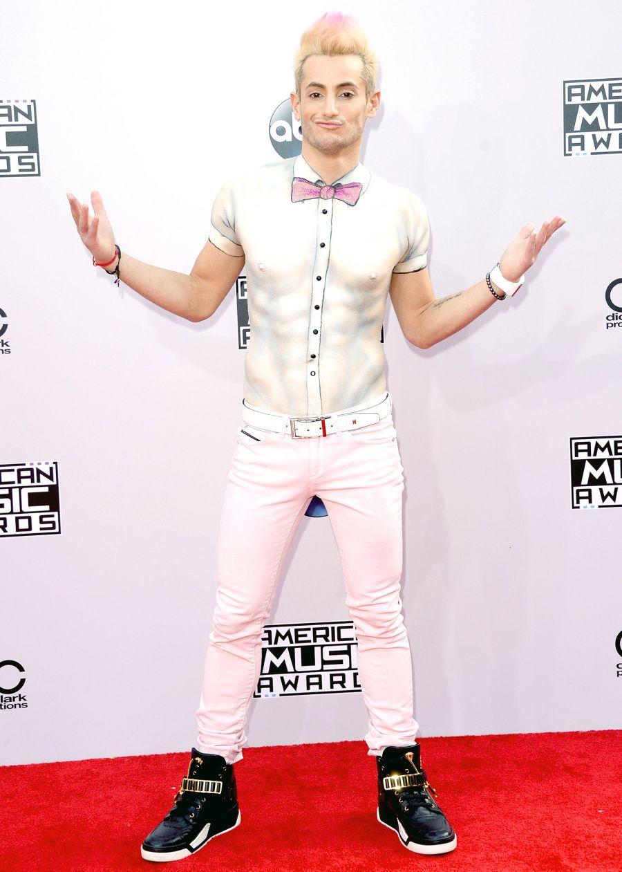 Frankie Grande at the American Music Awards (2015) en 2020