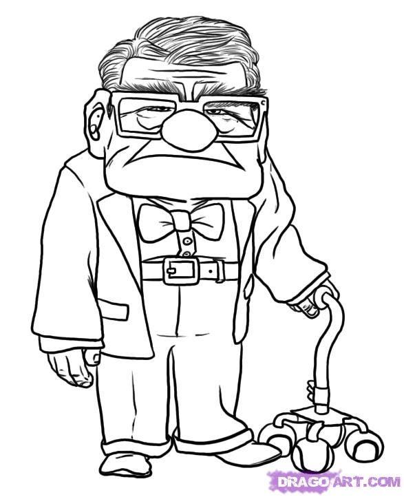 How To Draw Carl Fredricksen From Up Step 7 1 000000009568 5 Jpg