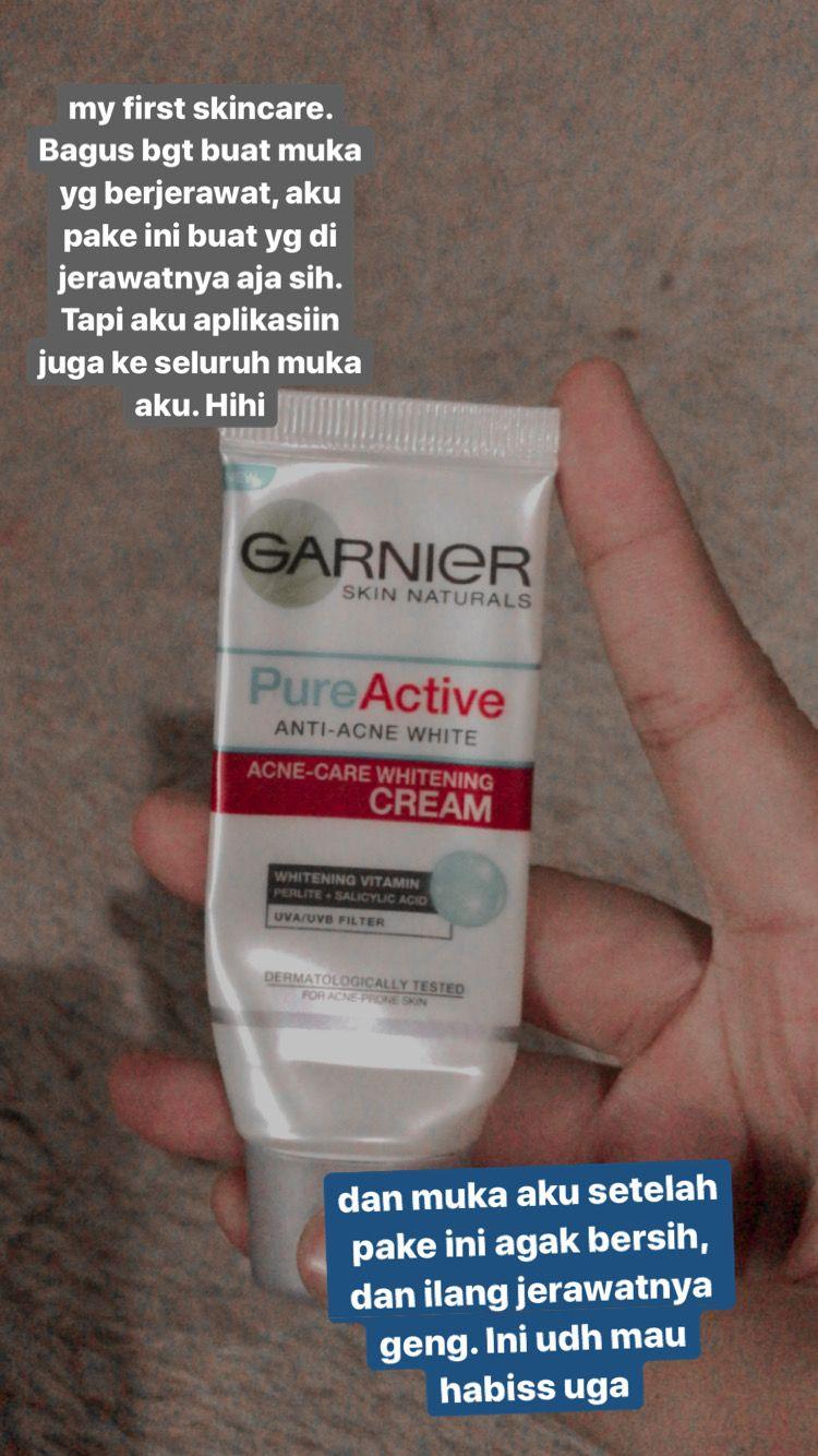Cream Wajah Garnier Untuk Jerawat