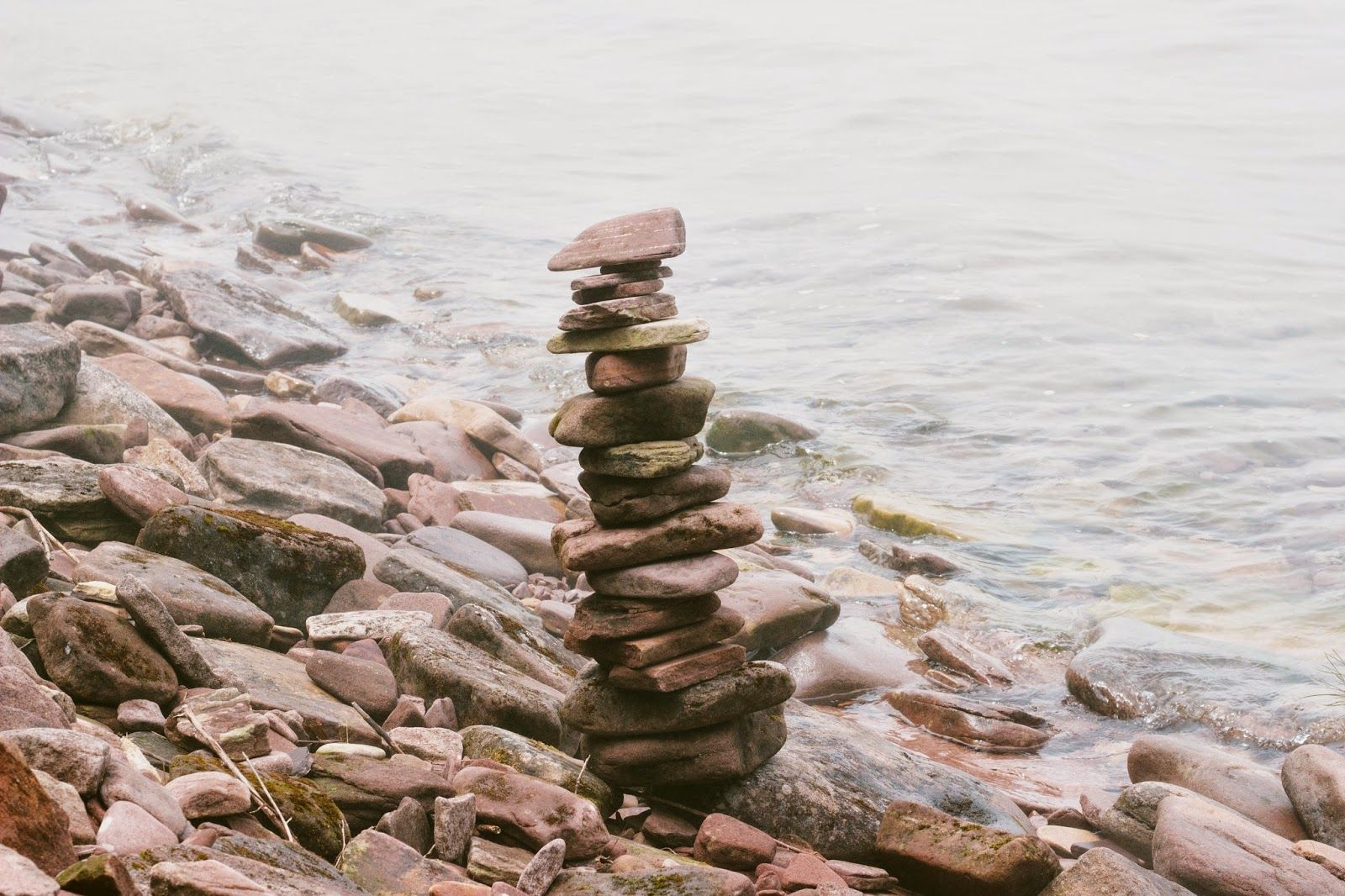 Rock Stacking Has Carried Spiritual Meaning Across Cultures For
