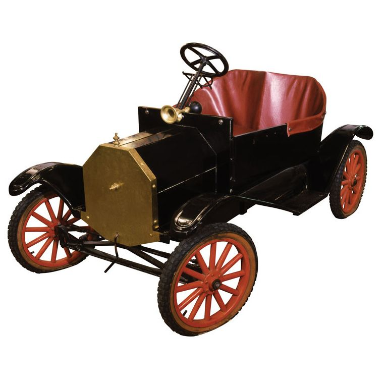 Ford T Model Speedster Scale Replica Usa 1914 This Whimsical Model