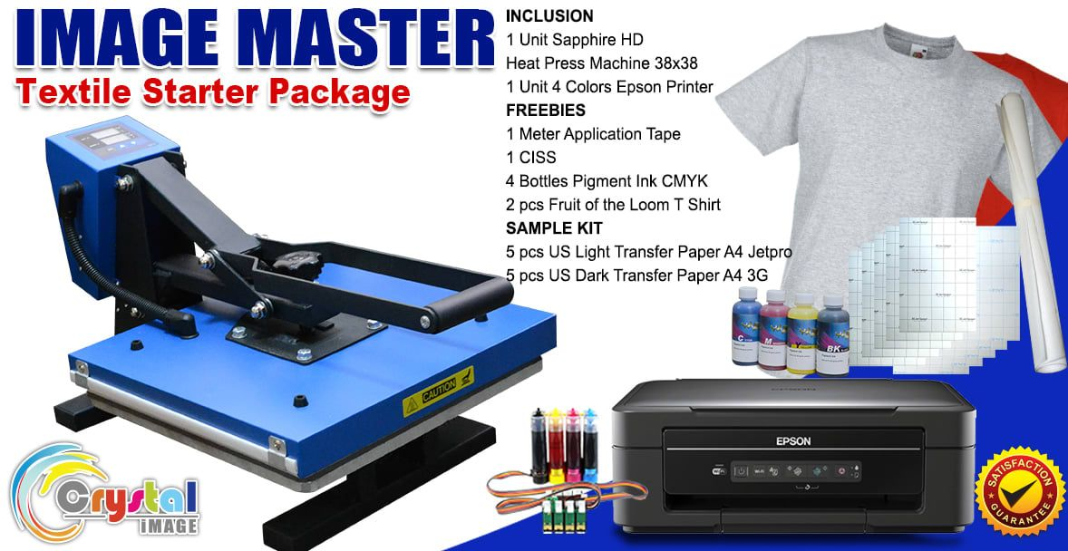 T Shirt Printing Business Package Philippines 2017 Start