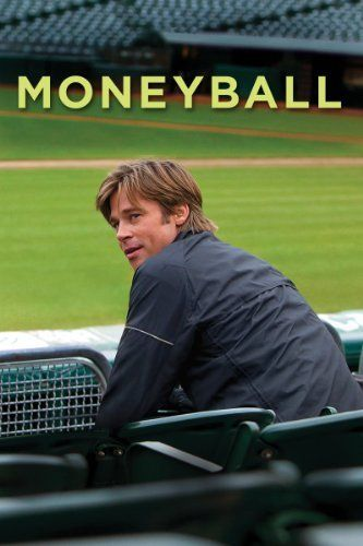 Moneyball (Movie) - Brad Pitt stars in this film about Oakland A's general manager Billy Beane and his attempt to put together a baseball club on a budget by employing computer-generated analysis to draft his players. Starring: Brad Pitt, Jonah Hill